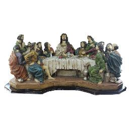 60cm religious famous the last supper sculpture (CA021)