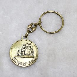 3.5cm religious metal key chain (CK100)