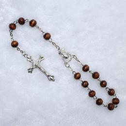 8mm religious christian Car Rosary (CRCB006)