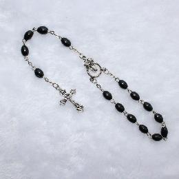 8*6mm Car Mirror Rosary One Decade (CB012)