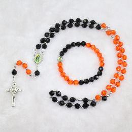 8mm fashion rosary necklaces (CRS010)